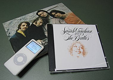 『Songs of the Beatles』サラ・ボーン